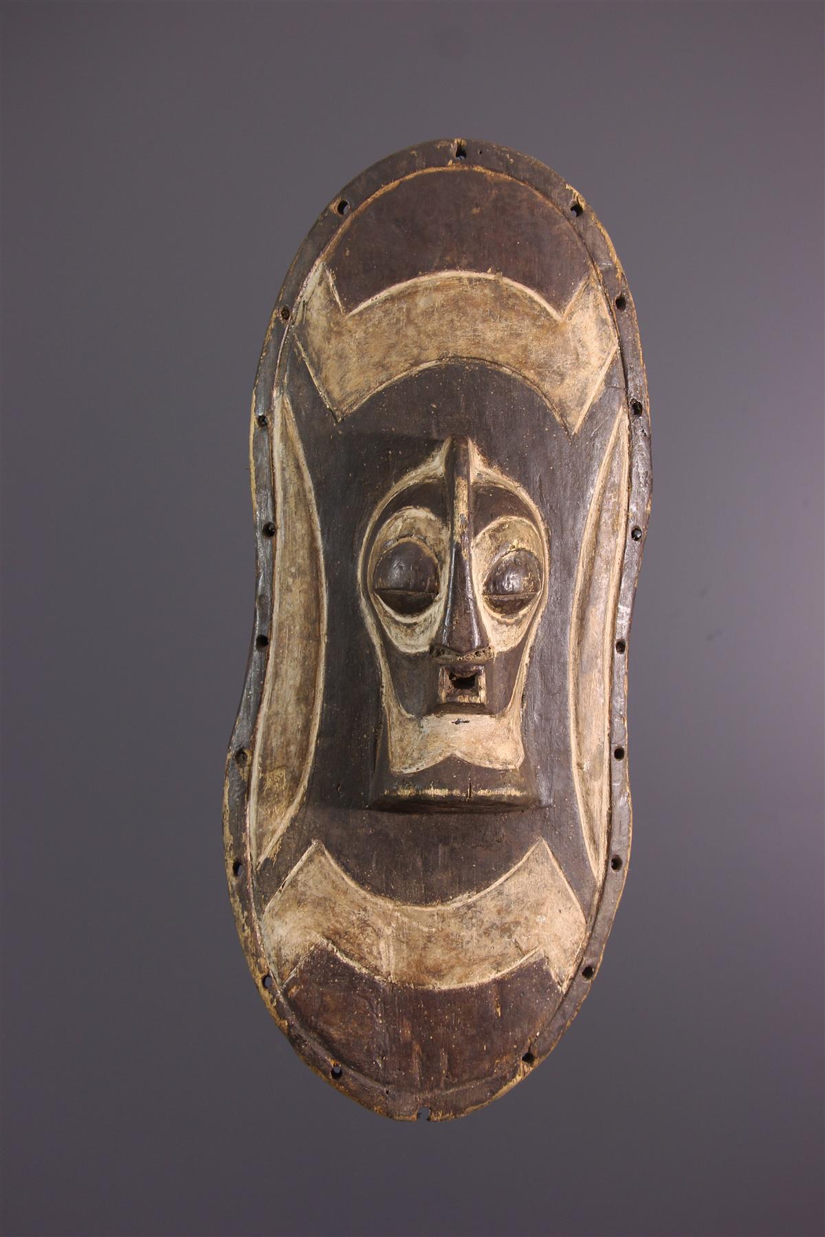 Bouclier Songye - Art africain