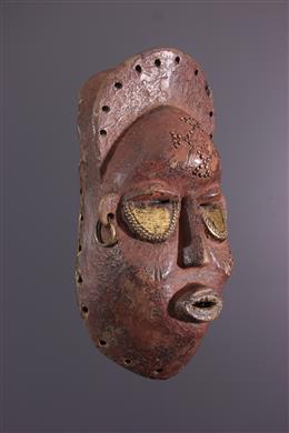 Art africain - Masque Luvale / Chokwe