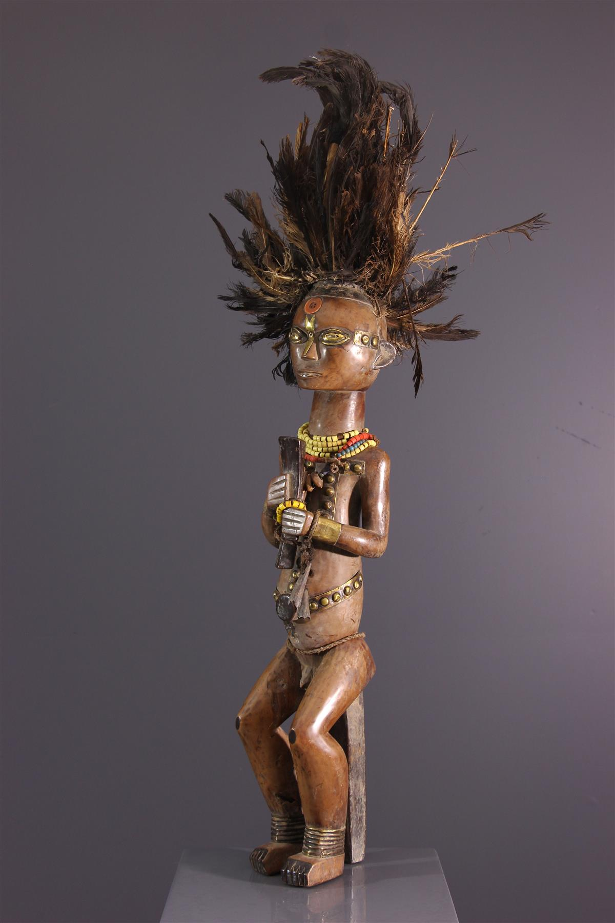 Gardien du Byeri - Art africain