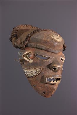 Art africain - Masque Pende Nganga Ngombo Mukhetu