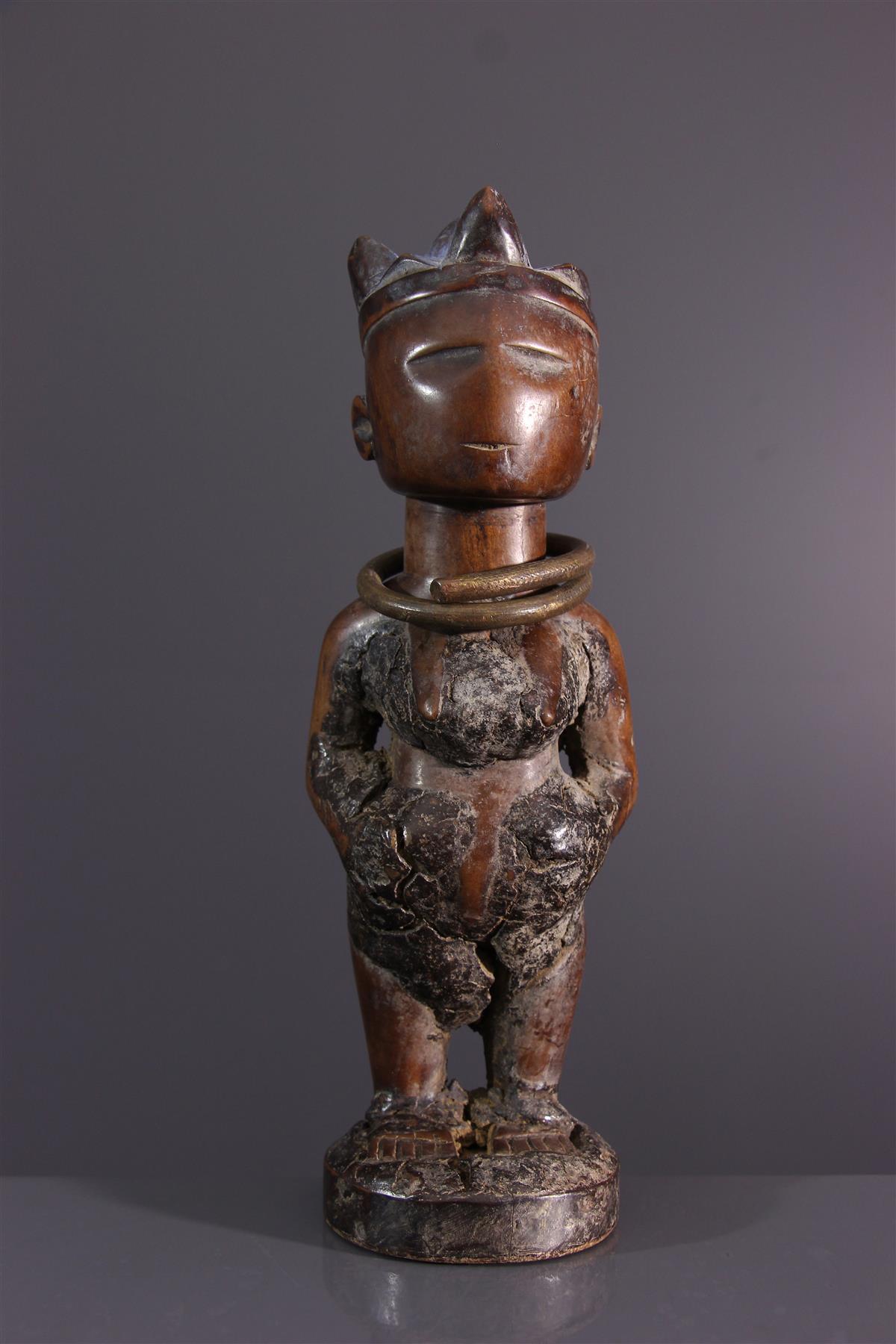 Statuette Ibedji - Art africain