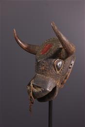 Masque africainMasque Bidjogo