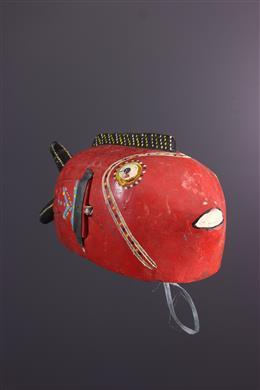 Masque poisson Bozo