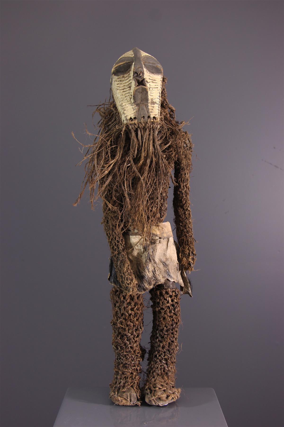 Statue Kifwebe - Art africain