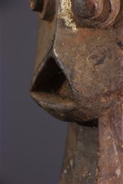 Statues africainesBuste Kalunga