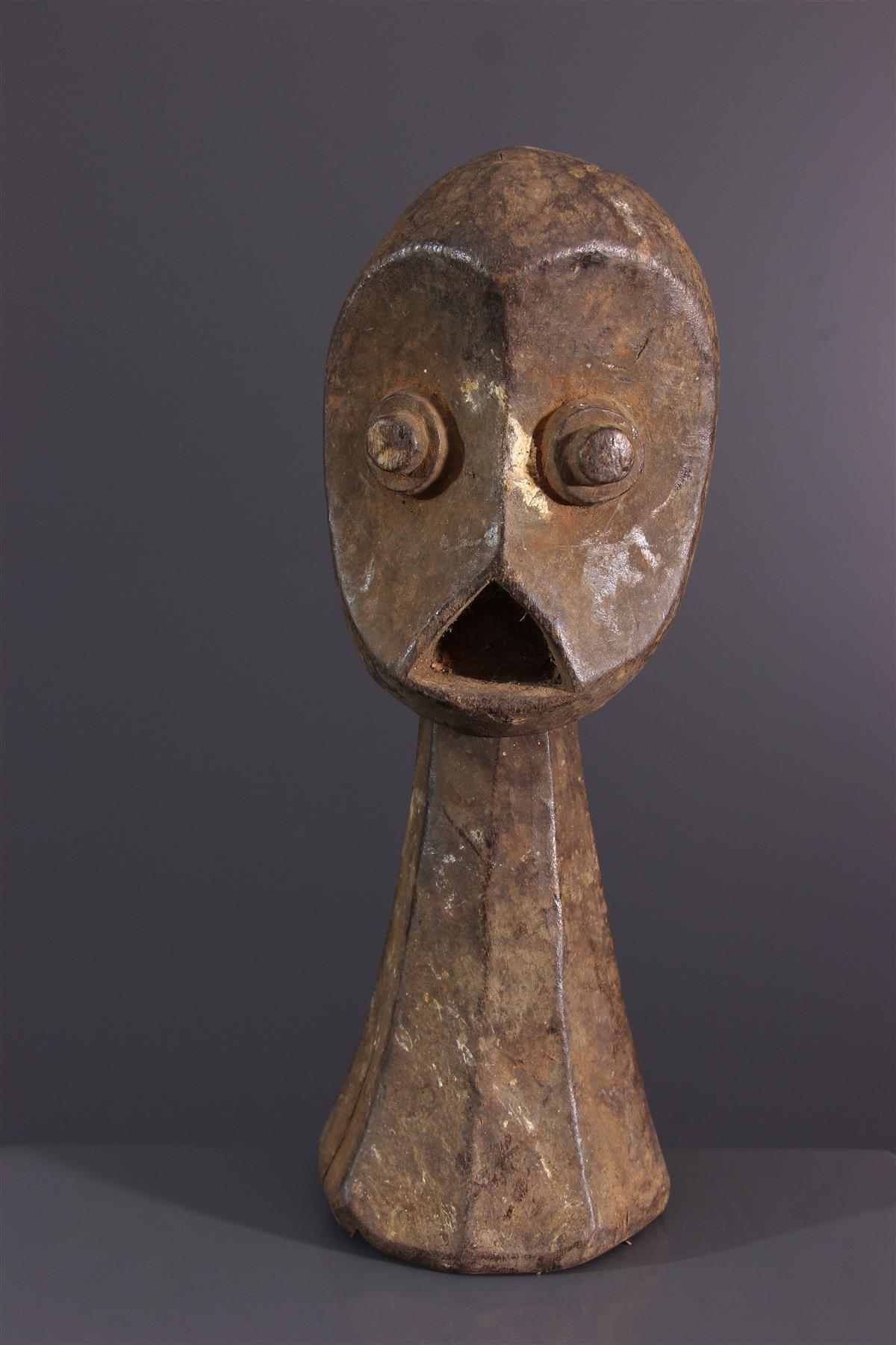 Buste Kalunga - Art africain