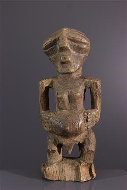 Statuette Tetela Songye