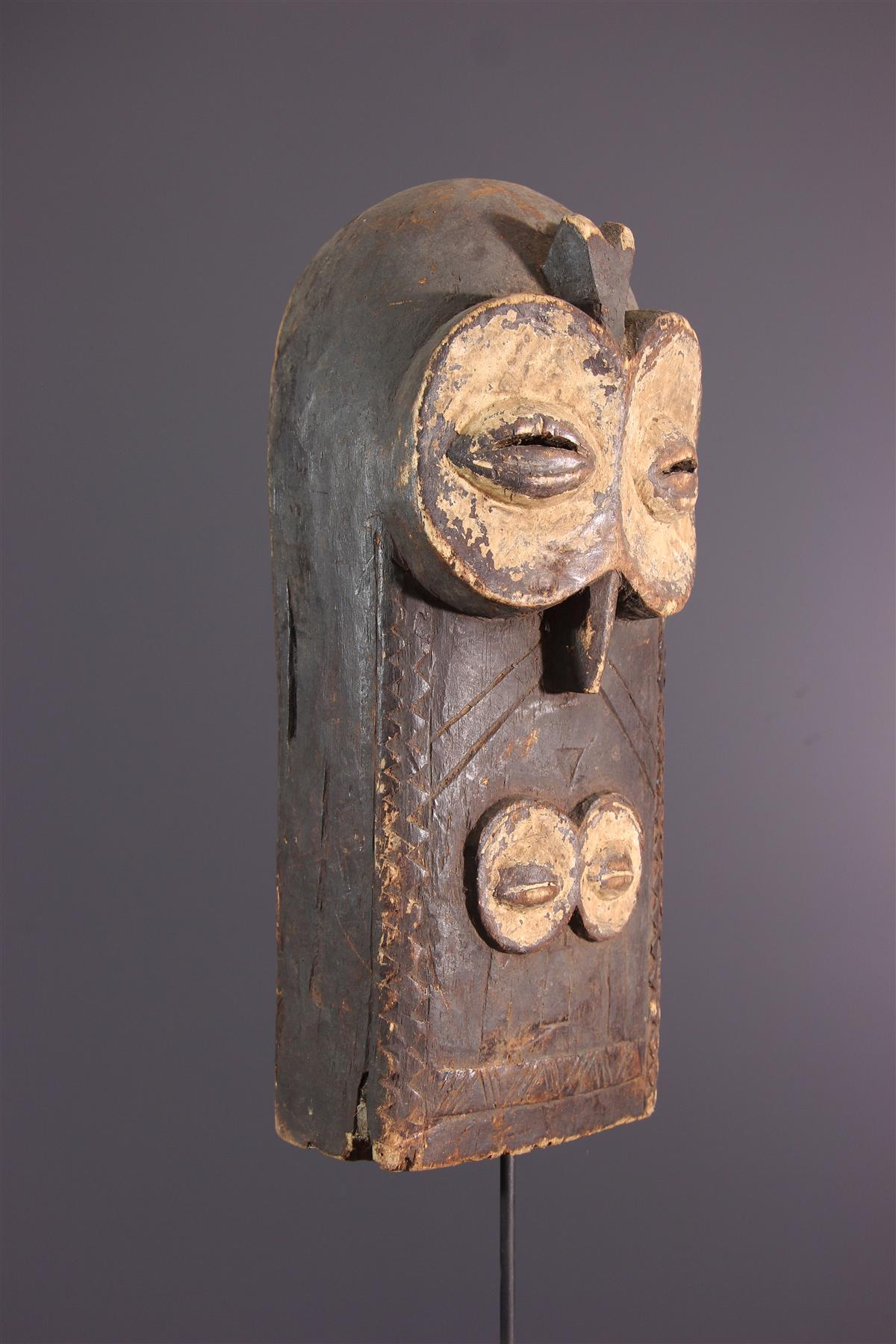 Masque Bembé - Art africain