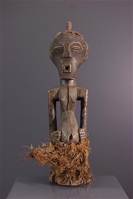 Art africain - Statue fétiche Songye Nkisi