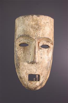 Grand masque Kumu, Komo, Nsembu