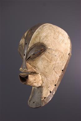 Art africain - Masque Kifwebe kikashi Songye