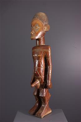 Statue d ancêtre Mangbetu