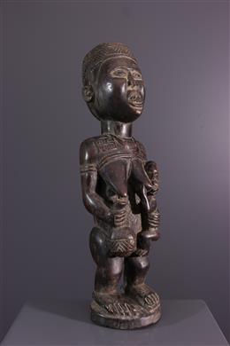 Maternité Pfemba - Art africain