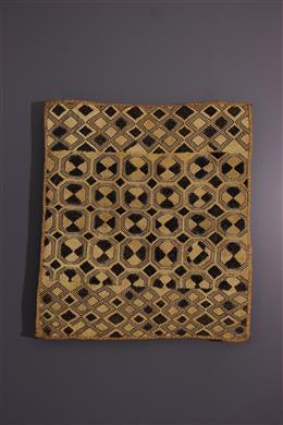 Art africain - Panneau velours Shoowa du Kasaï
