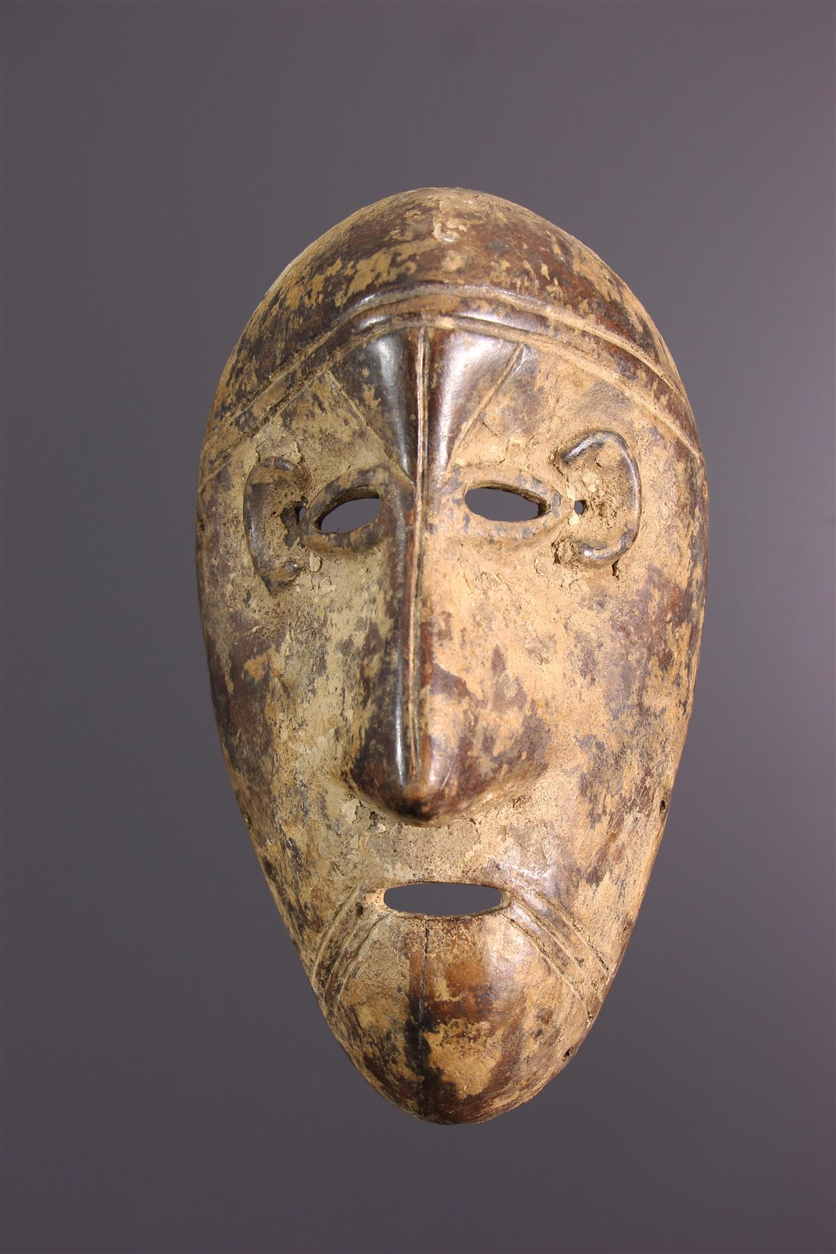 Masque Nyanga - Art africain