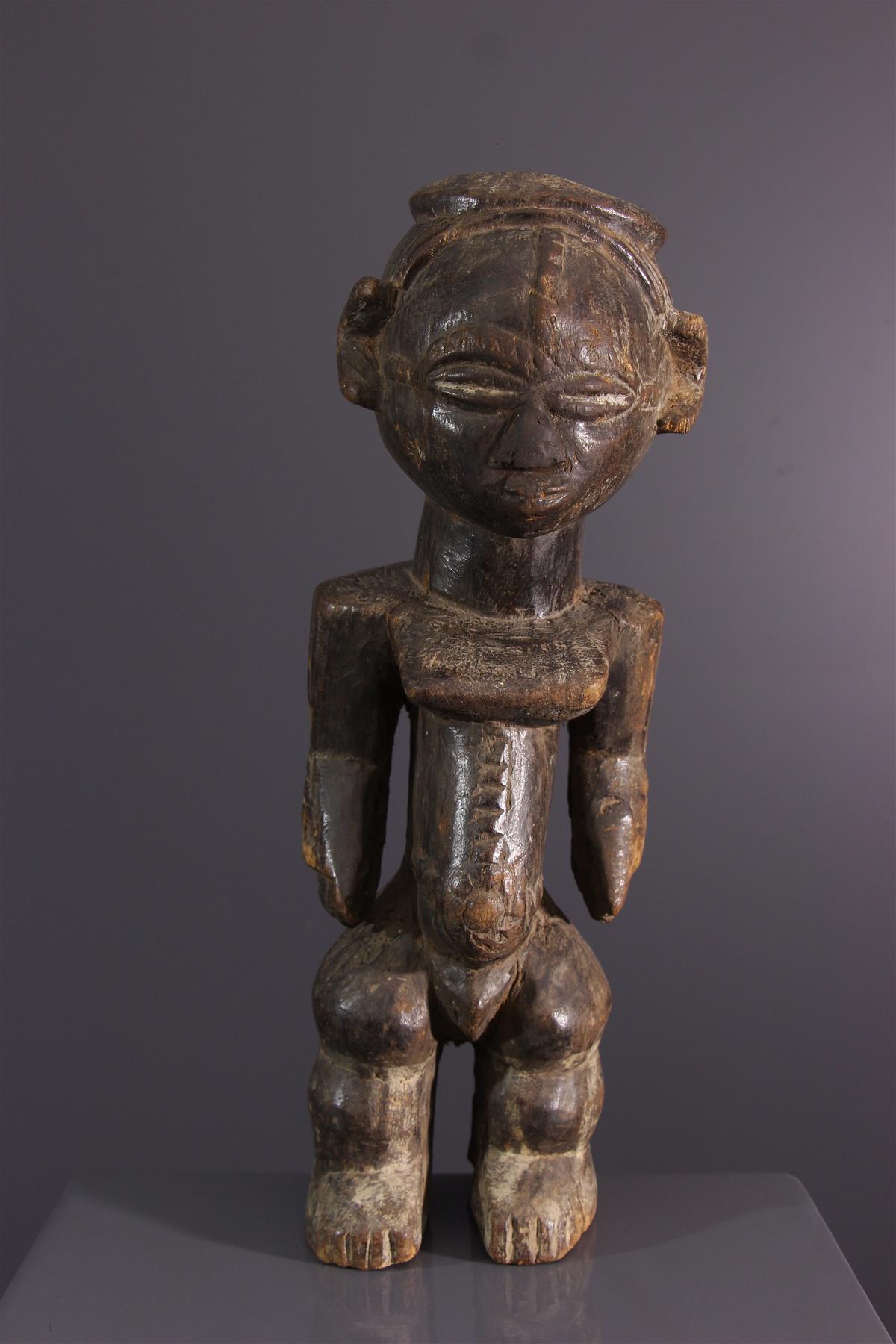 Statuette Nabo - Art africain