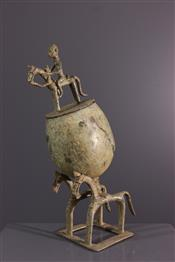 bronze africainCoupe Dogon