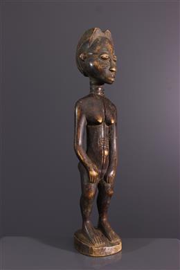 Art africain - Statuette Baule Waka sona