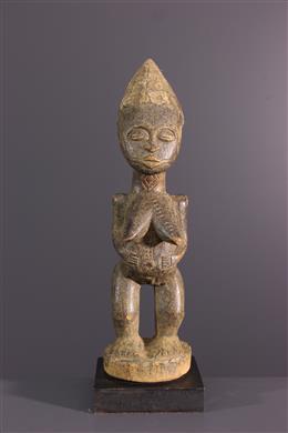 Statuette tutélaire Koulango