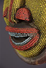 Masque africainMasque Bamoun