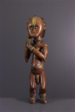 Statuette Fang - Art africain