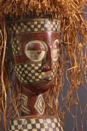 Masque africainMasque Kete