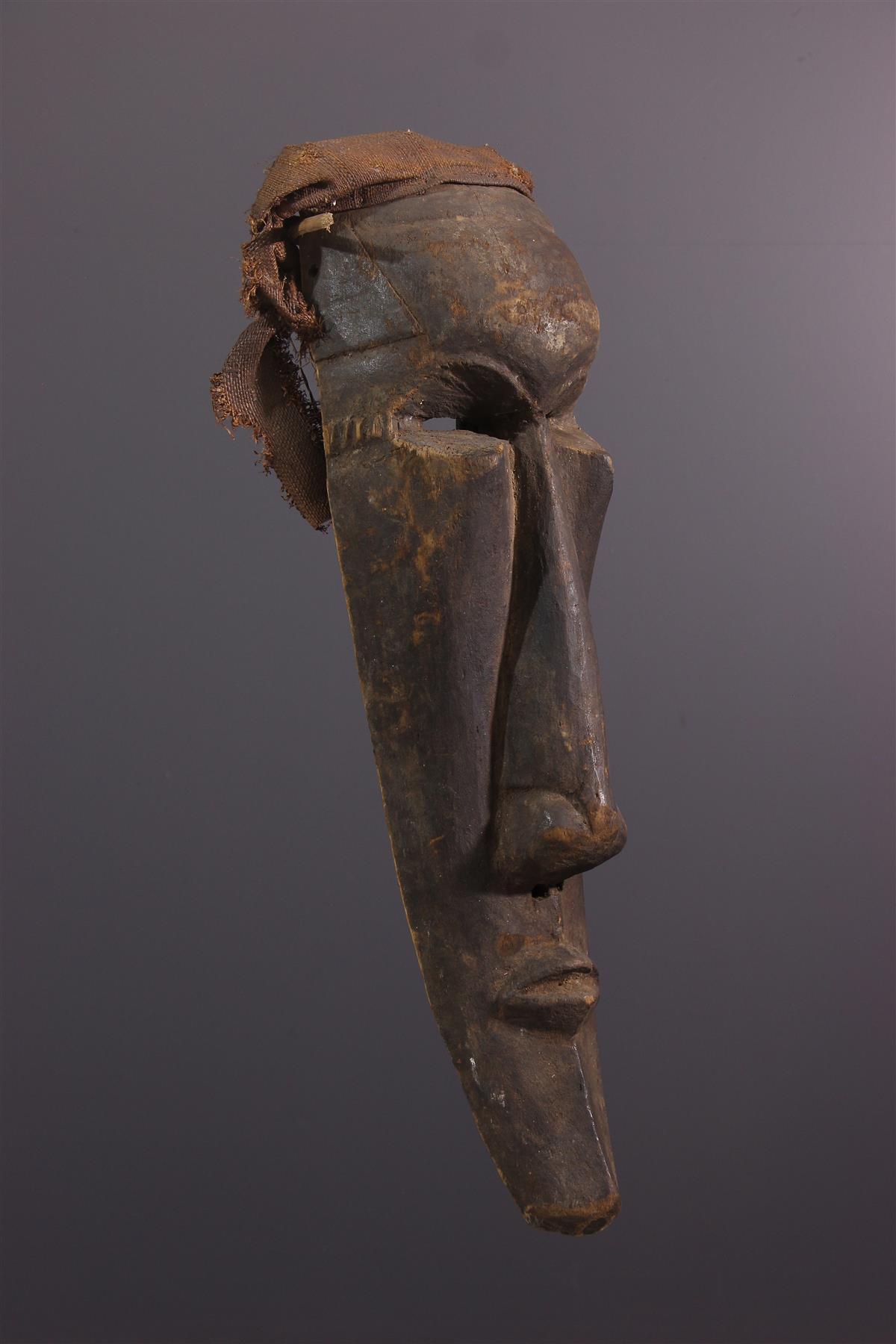 Masque Ngeende - Art africain