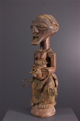 Art africain - Statue fétiche Nkishi Songye
