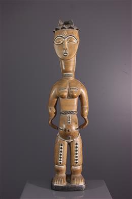 Statue Agnie /Attye Côte d Ivoire