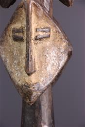 Statues africainesStatuette Multi-têtes