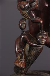 Statues africainesMaternité Kongo