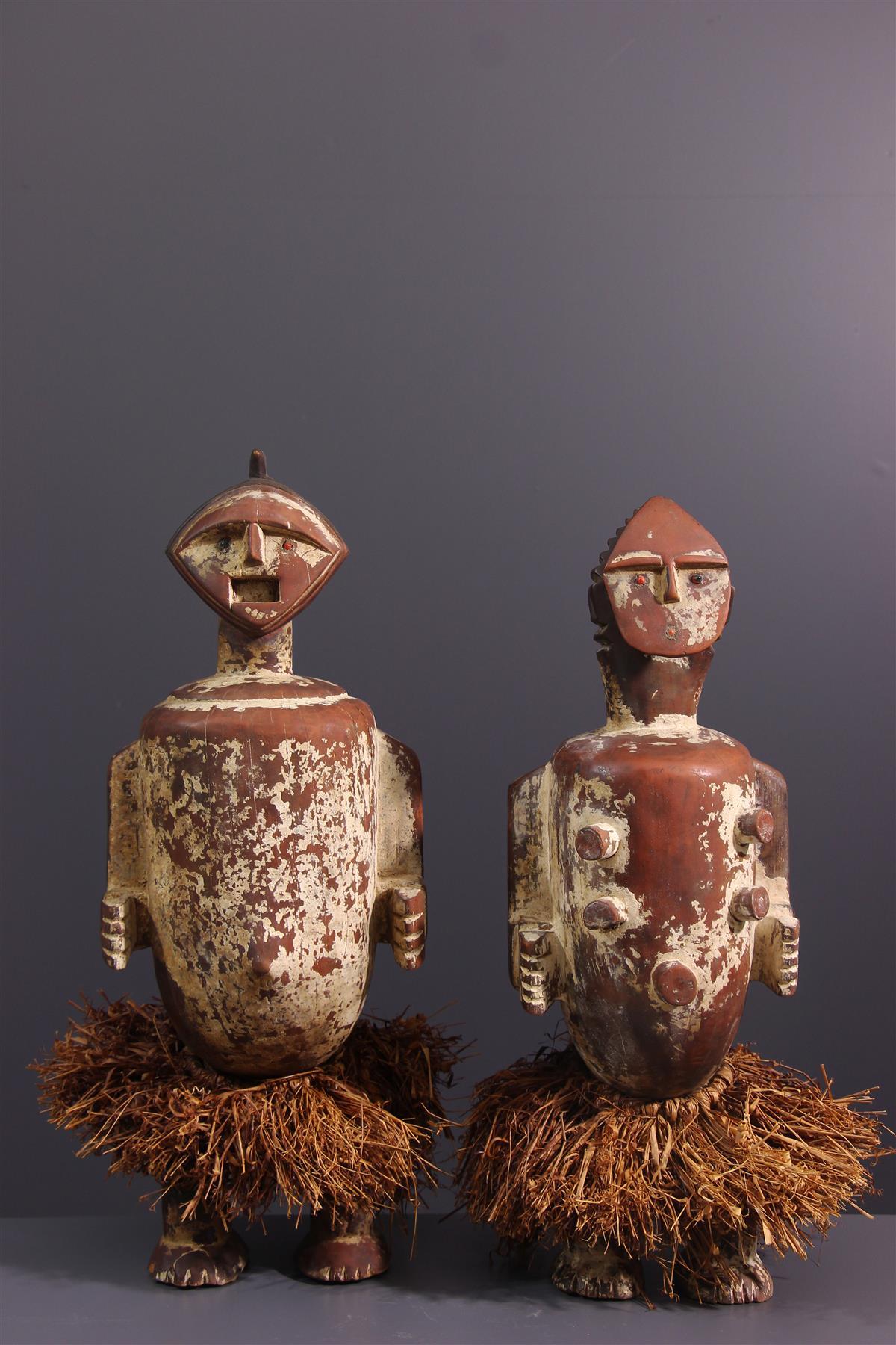 Reliquaires Ambete - Art africain