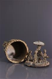 Pots, jarres, callebasses, urnesPot Kuduo