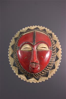 Masque Lune Baule Gbagba