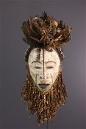 Masque africainMasque Idoma