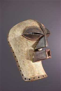 Art africain - Masque Kifwebe Kikashi Luba Songye