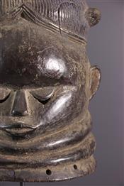 Masque africainMasque Mende