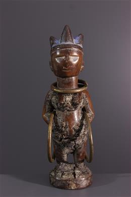Statuette Ere Ibedji Yoruba
