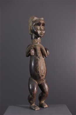 Statue Dan Bassa - Art africain