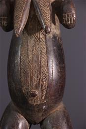 Statues africainesStatue Dan Bassa