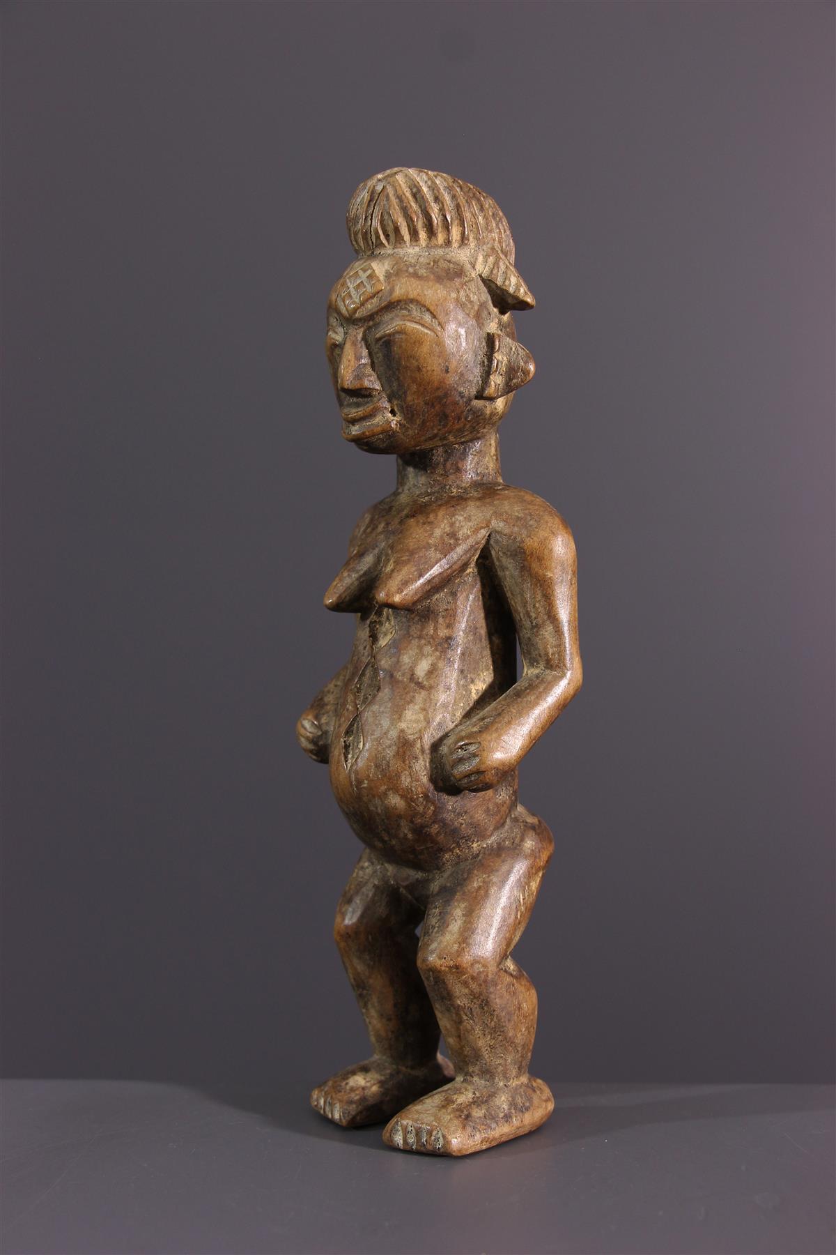 Statuette Punu - Art africain