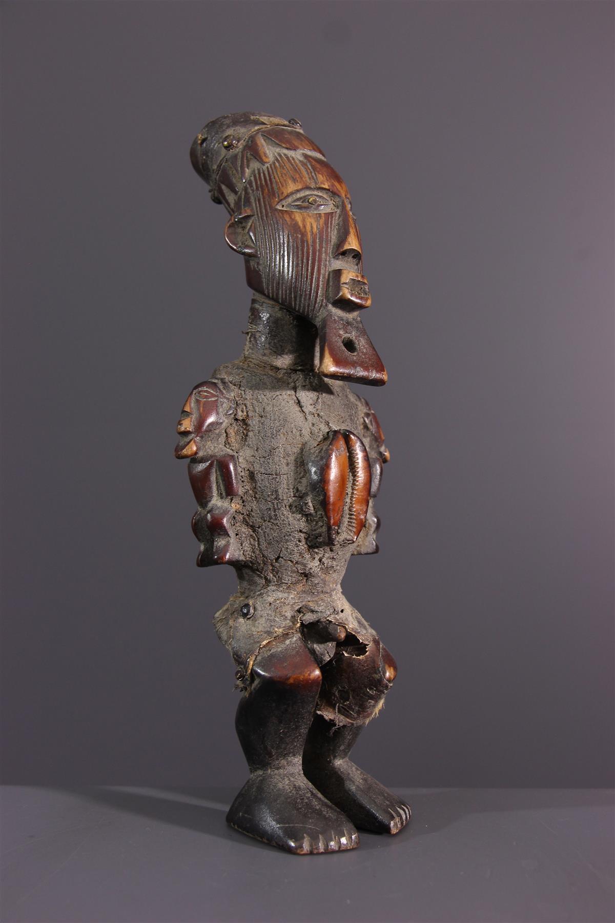 Fétiche Biteke - Art africain