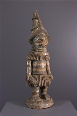Statue Chokwe Cihongo, Chihongo