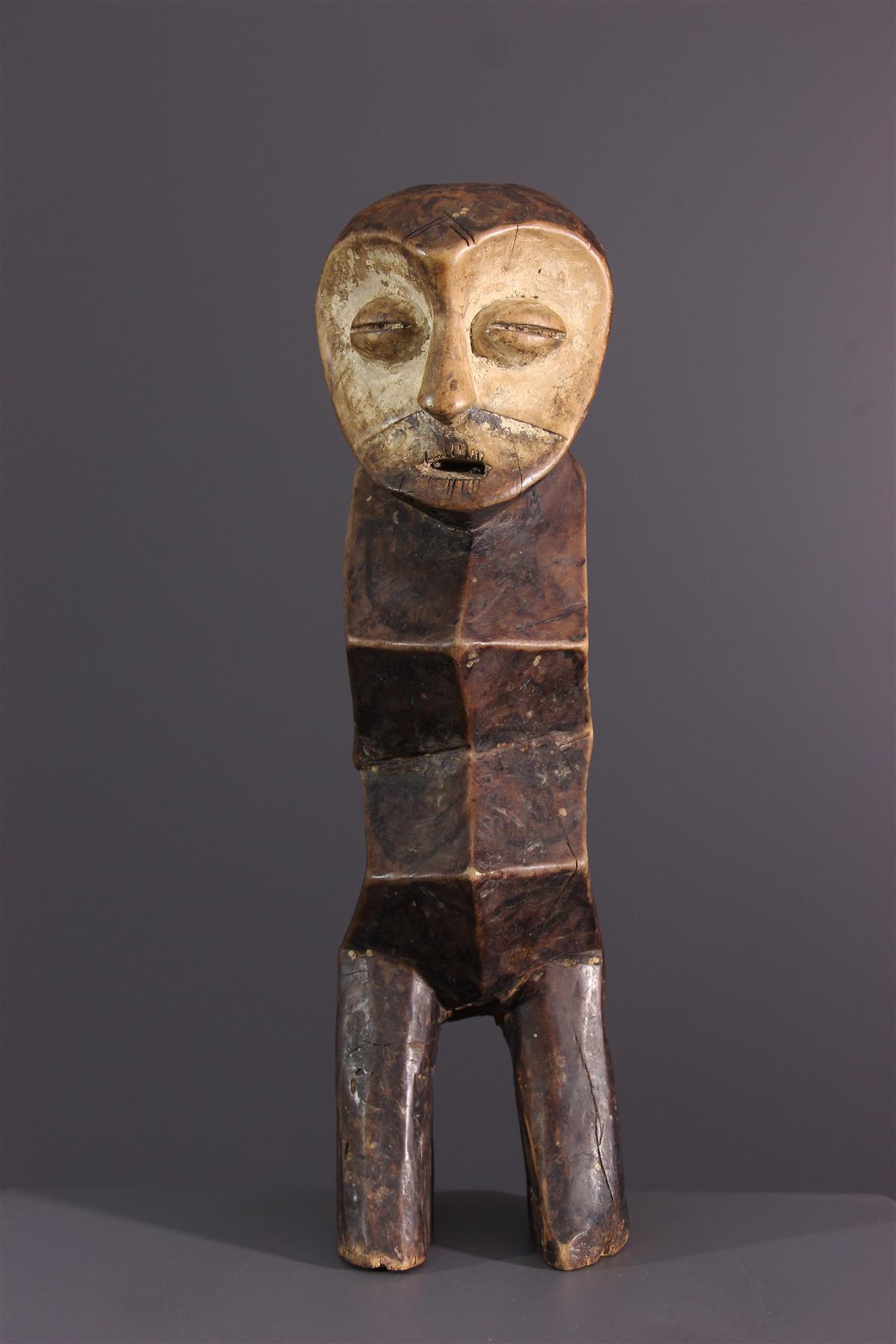 Statuette Nkumba - Art africain