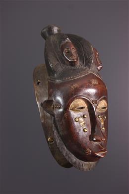 Masque Yohoure/Baoule