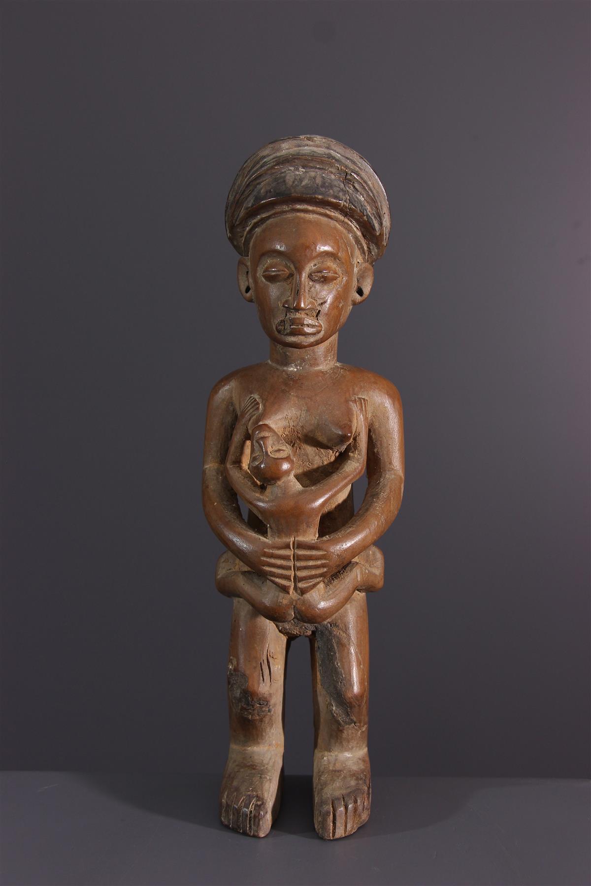 Maternité Luena - Art africain