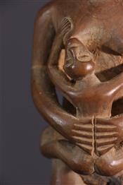 Statues africainesMaternité Luena