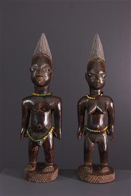 Figurines Yoruba Ibedji