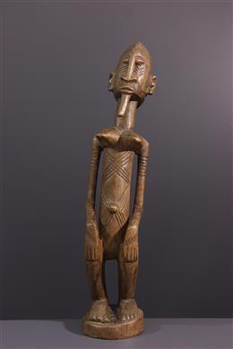 Art africain - Statue dancêtre Dogon