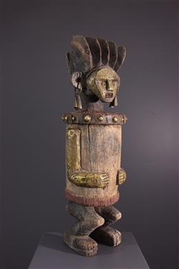 Statue reliquaire Ambete, Mbte